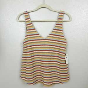 NEW Altar'd state sarape style tank top